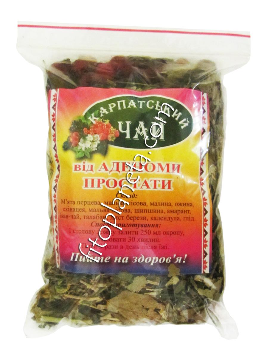 Лечение простатита чай лечение профилактика простатита препараты